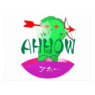 JAPAN ARROW 葉書き
