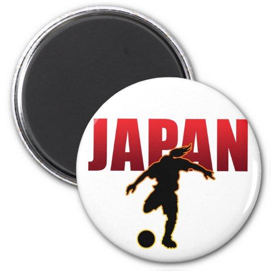 JAPAN SOCCER マグネット
