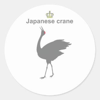 Japanese crane g5 ラウンドシール