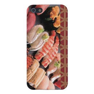 japanese food 寿司 iPhone SE/5/5sケース