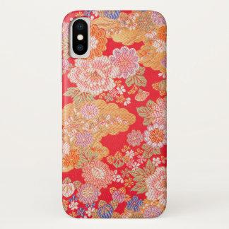 Japanese pattern3 iPhone x ケース