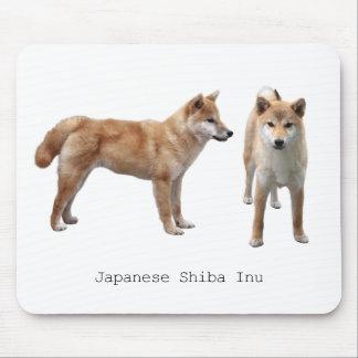 """Japanese Shiba Inu""のマウスパッド マウスパッド"