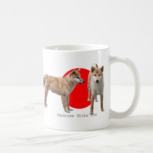 """Japanese Shiba Inu"" コーヒーマグカップ"
