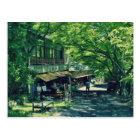 Japanese Summer Postcard (PC13001) ポストカード