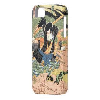 Japanese ukiyoe bando mitsugoro iPhone 5 Case iPhone SE/5/5s ケース