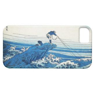 Japanese ukiyoe hugaku sanzyu rokkei iPhone 5 Case iPhone SE/5/5s ケース