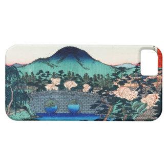 Japanese ukiyoe tonaimeisyo part2 iPhone 5 Case iPhone SE/5/5s ケース