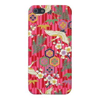 Japanese Yuzen _ iPhone 5 case #01