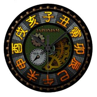 japonism 時計