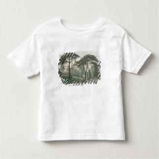 Jardin desの当惑かBelvedere トドラーTシャツ