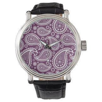 JaredWatkinsの「ペイズリー」のコレクションの腕時計 腕時計