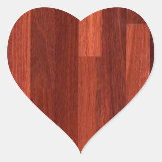 Jarrah 暗い 赤味がかった 木 床 シール・ステッカー