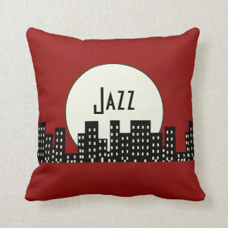 Jazz (red) クッション