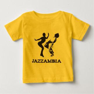 JAZZAMBIAのコレクション ベビーTシャツ