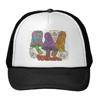 jdのきのこ 帽子