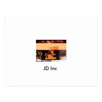 JD株式会社 ポストカード