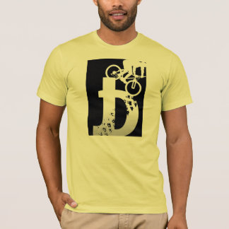 JD MTBのティー Tシャツ
