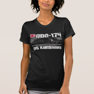 JDS霧島町(DDG-174) Tシャツ