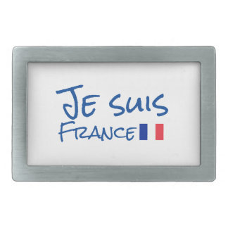 Jeのsuisのフランスのベルトの留め金 長方形ベルトバックル