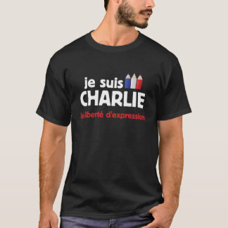 jeのsuisチャーリー tシャツ
