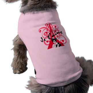 Jeのt'aime ペット服