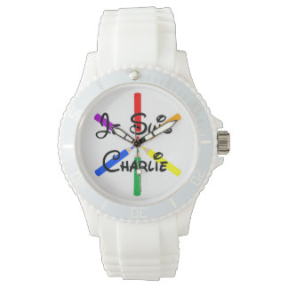 Je Suisチャーリーの腕時計 腕時計