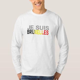 Je Suisブリュッセル Tシャツ