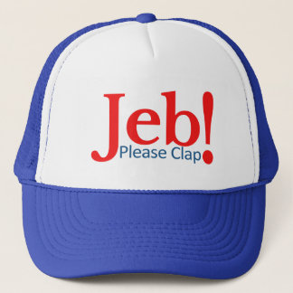 Jebの大統領候補2016年のために叩いて下さい キャップ