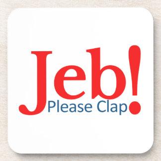 Jebの大統領候補2016年のために叩いて下さい コースター