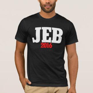 JEB 2016年のジェブ・ブッシュ Tシャツ