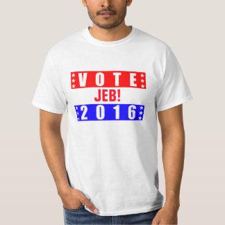Jeb 2016年の大統領選挙 tシャツ
