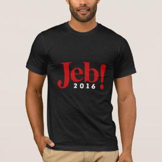 Jeb! 2016年 tシャツ