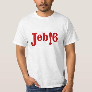 Jeb! 6 tシャツ