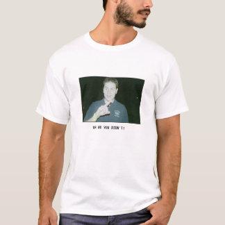 Jeb Tシャツ