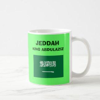 Jedhah*空港コードマグ コーヒーマグカップ
