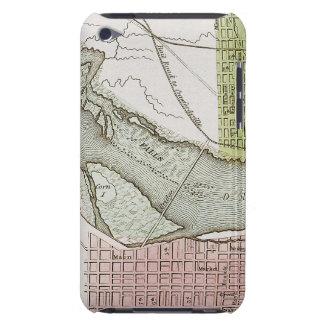 JEFFERSONVILLE、インディアナ: 地図 Case-Mate iPod TOUCH ケース