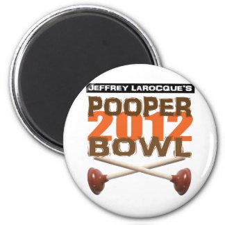 Jeffrey LaRocque Pooperボール2012年 マグネット