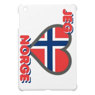 Jeg Elsker Norge (I愛ノルウェー) iPad Mini Case