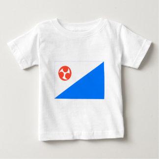 Jeju-Doの旗 ベビーTシャツ