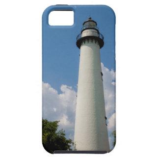 Jekyllの島のジョージアの灯台 iPhone SE/5/5s ケース