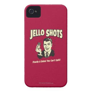 Jelloの打撃: あなたがこぼすことができない飲み物 Case-Mate iPhone 4 ケース
