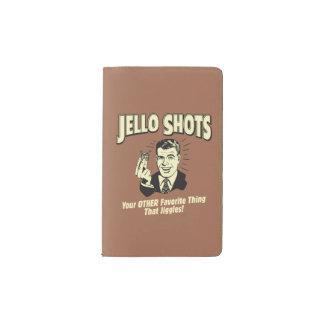 Jelloの打撃: 他のお気に入りのな事 ポケットMoleskineノートブック