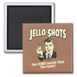 Jelloの打撃: 他のお気に入りのな事 マグネット