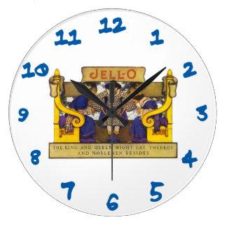 Jelloの柱時計 ラージ壁時計
