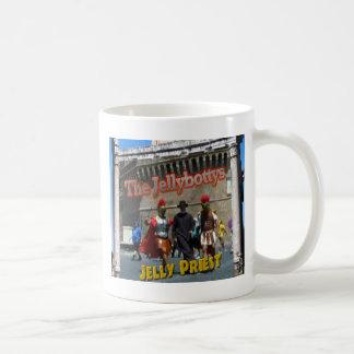 Jellybottysのゼリーの司祭の歌の踊りのロマン コーヒーマグカップ