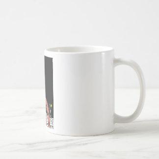 Jen Loweの魔術の仕事 コーヒーマグカップ