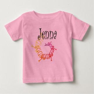 JennaのTシャツ ベビーTシャツ
