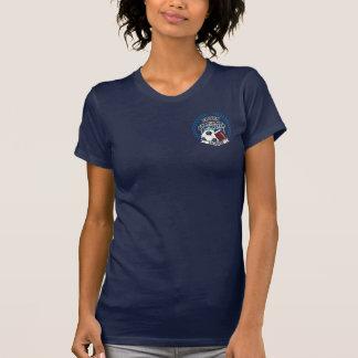 Jennieのために取りあげて下さい: 城砦のドーチェスターの愛国者 tシャツ