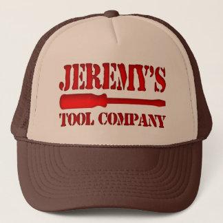 Jeremy's Tool Companyの キャップ