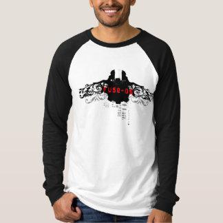 jerzeyのスタイルのヒューズの紋章のワイシャツ tシャツ